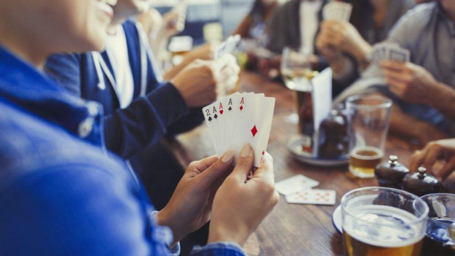 berjudi dengan kasino